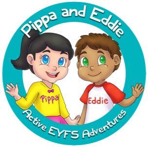 Pippa and Eddie - EYFS Adventures
